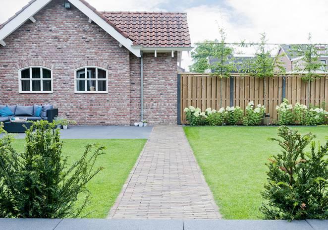 Tuin Laten Bestraten : Een nieuw terras of straatwerk in uw tuin van hoek hovenier